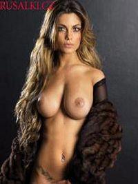 Красотка Анна из Абрамцево