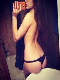 Красотка Кристина из Тяжинского