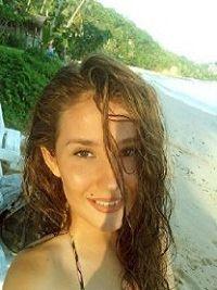 Красотка Кристина из Новой Усмани